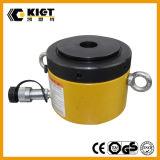Écrou de blocage cric hydraulique à simple effet de marque de Kiet