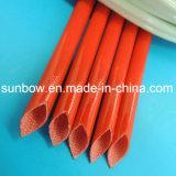 Manicotto flessibile ed ignifugo della vetroresina del silicone