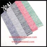 完全な結び目メンズ方法平底の細い編むウールのネクタイ