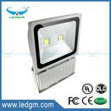 Al aire libre impermeable de la luz de inundación del alto brillo IP65 PIR100W120W200W LED