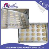 Bolinhos do equipamento da padaria/linha produção jogo inteiro do biscoito