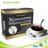 Pó de café instantâneo de amostra de amostras gratuitas de alimentos saudáveis