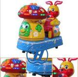 De hete Rit van Kiddie van het Konijn van de Paddestoel van de Apparatuur van het Vermaak van de Verkoop voor Kinderen (zj-KC15)
