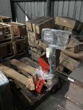 2 طن الصين [بلّت تروك] جديد تماما يدويّة مع مقياس