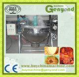 電気暖房のJacketedやかんの鍋
