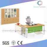 現代木の家具のコンピュータ表の事務机
