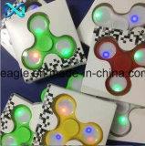 Filatore della mano di irrequietezzi del giocattolo di irrequietezza del filatore della mano del filatore LED di irrequietezza del LED per autismo e Adhd