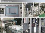 Automatique assembler la machine à emballer thermique de rétrécissement de bandes