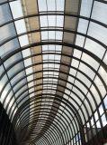 Strati del tetto del policarbonato della Cina Markrolon per la serra