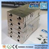 De verzonken Rechthoekige Magneet van het Blok van het Neodymium van Magneten met Verzonken Gat