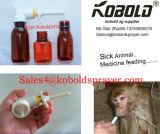 Kobold weißer Berufsmedizin-Tier-Sprüher