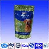 Раговорного жанра мешок чая пакетика чая зеленого цвета фольги