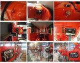 Kixio 2 Tonnen-einzelne Geschwindigkeits-elektrische Kettenhebevorrichtung mit Laufkatze