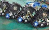 Sistema de pista del terreno ATV Ruuber de la playa 255series