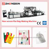 Multi-fonctionnel Non Tissé Sac plat Making Machine (ZXL-B700)