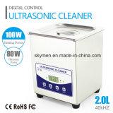 Nettoyage record ultrasonique/machine à laver de Digitals pour la pièce en métal de trou borgne
