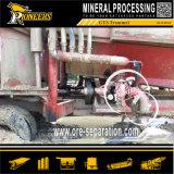 Placer Gold Mining Machinery Ore Planta Riversand tela Trommel de lavar roupa
