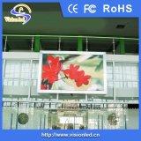 중국 제조에서 고품질 풀 컬러 철 내각 실내 P4 발광 다이오드 표시