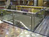 Pêche à la traîne en verre d'acier inoxydable de DM Khfloor de Foshan