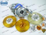 빌릿 / MFS / 가공 된 알루미늄 압축기 휠 5303-970-0205 5303-970-0139null