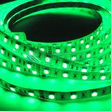 C.C 24V flexible de la lumière de bande de la qualité SMD5050 DEL 30LEDs/M
