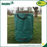 Onlylifeの熱い販売の大きい容量のポップアップ緑の庭袋