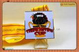 Medaglia di abilità di calcio del partito del campionato della tazza di ringraziamento (JINJU16-085)