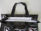 Non сплетенная хозяйственная сумка Eco содружественная напечатанная складная