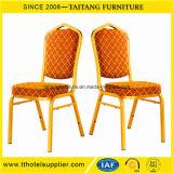 Da mobília comercial do hotel da classe elevada cadeiras de alumínio do banquete