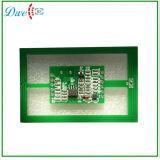 Leitor 13.56 megahertz MIFARE do OEM RFID do módulo RS232 de Wiegand 26 micro