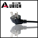 Kern des Pbb-6 6A 250V CCC Netzanschlusskabel-2 schließen China-elektrischen Draht für Hauptanwendung an