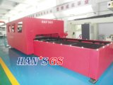 Tagliatrice di fibra ottica inossidabile del laser di CNC della lamina di metallo per industria di pubblicità