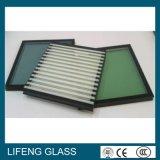 Vidro isolado térmico laminado da prova de incêndio com PVB e ar