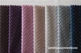 Tessuto del sofà spazzolato tono del poliestere due del catione