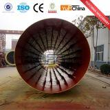 Nuovo tamburo essiccatore rotativo progettato