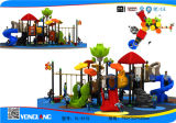 Equipamento ao ar livre comercial plástico do campo de jogos de China (YL-S132)