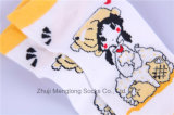Coton de petite fille de dessin animé le beau cogne des modèles mignons très populaires sur le marché