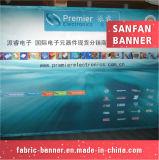 Soporte de visualización de la tela del precio de fábrica para la venta caliente