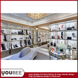 Modo Lady High Heeled Shoes e Boots Display Showcase/Furniture, Woman Shoe Shop Design