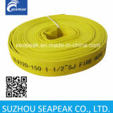 Yellow Fire Hose