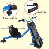 エムピー・スリーおよびBluetoothのスピーカーが付いている電池式の電気スクーター