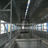 中国の乾燥オーブンが付いている専門の粉のコーティングライン