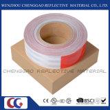 Etiqueta engomada adhesiva reflexiva prismática micro de intensidad alta Rolls (C5700-O)