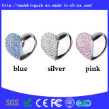 Diamond Heart Shape USB Flash Drive