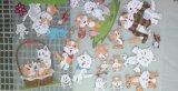 Offset Heat Transfer Sticker Afdrukken met Fancy Picture