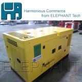 Thailand Small Size Silent Sound Proof Canopy 30kVA Générateur de puissance diesel Ensemble Gen