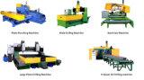 Boiler Barrel를 위한 CNC Drilling Machine