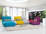 Modernes Wohnzimmer-Gewebe-Sofa-populäre Möbel