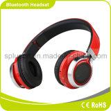 L'écouteur de stéréo de Bluetooth 3.0 avec la disco allume le micro radio fm - écart-type