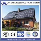 Système générateur de puissance solaire avec la batterie d'accumulateurs